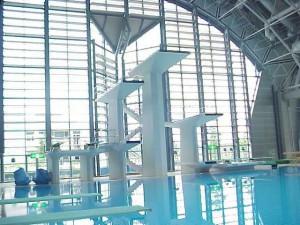 国際公認飛込プール