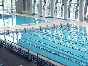25m・50m併用競泳プール